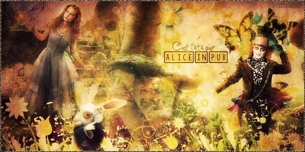Alice in Pub