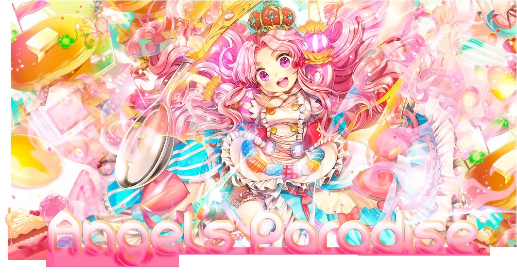 ✵ ✵ ✵ Anime Paradise ✵ ✵ ✵