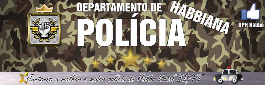 DEPARTAMENTO DA POLÍCIA HABBIANA