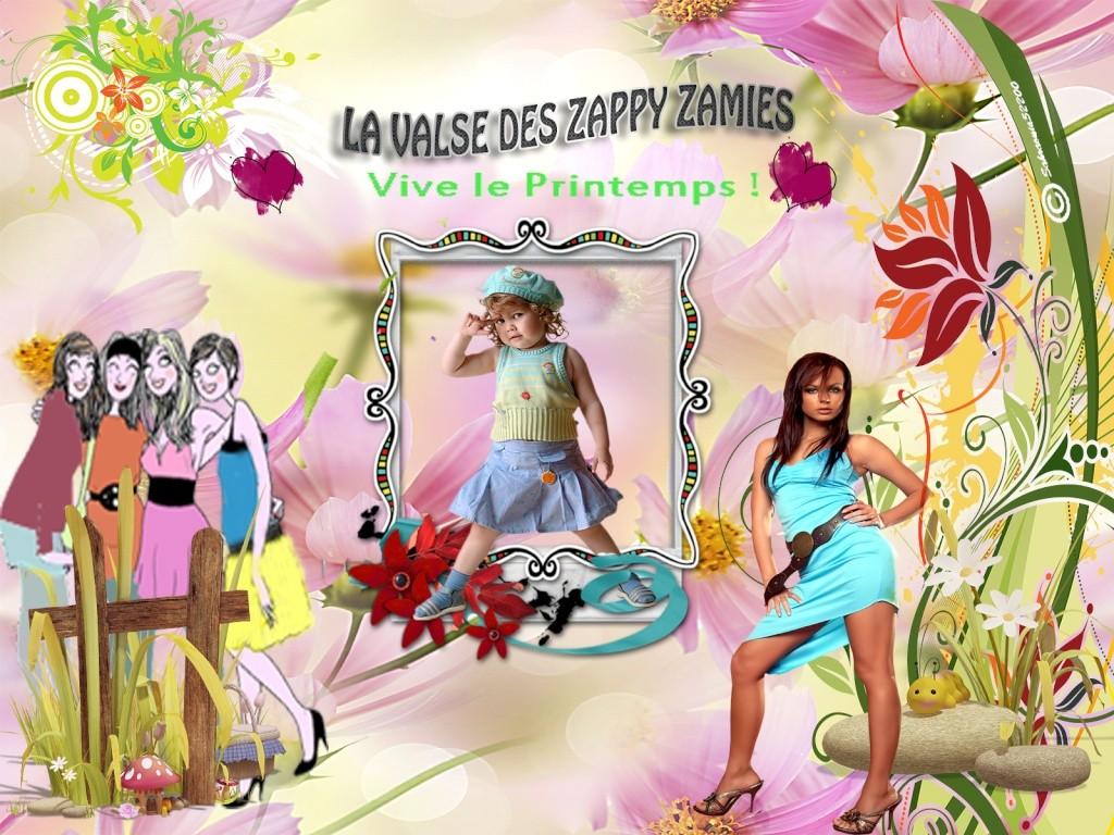 La Valse Des Zappy Zamies