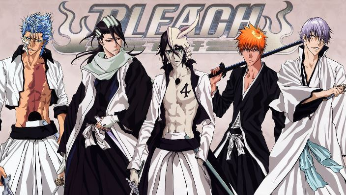 BLEACH BEGIN RPG