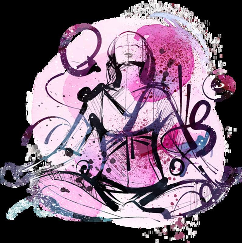 Renconte vers les Mystères-Zen